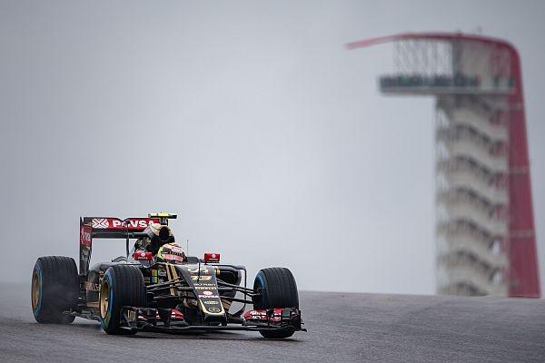 F1-2015-AUSTIN-La-LOTUS-de-ROMAIN-GROSJEAN
