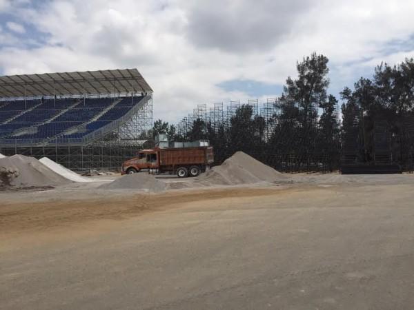 F1 2015 Circuit des freres RODRIGUEZ a MEXICO Photo autonewsinfo