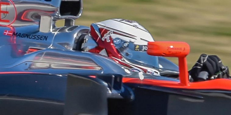 F1 2015 -  KEVIN MAGNUSSEN   -  Photo Antoine CAMBLOR