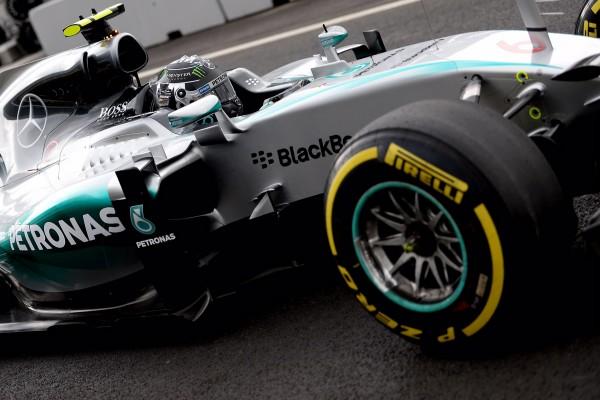 F1 2015 MEXICO NICO ROSBERG MERCEDES