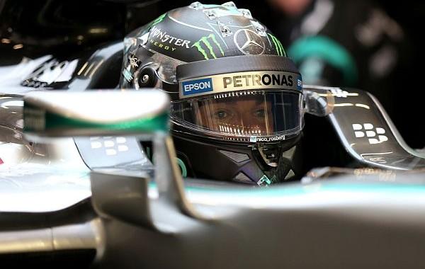 F1 2015 SUZUKA MERCEDES de NICO ROSBERG