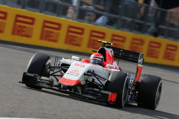 F1. MANOR disposera des moteurs MERCEDES en 2016