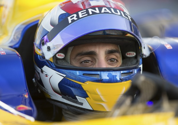 FORMULA E 2015 - PEKIN -SEBASTIEN BUEMI Beijing, China, Asia. Friday 23 October 2015 Photo: / LAT / FE ref: Digital Image _L2_3416