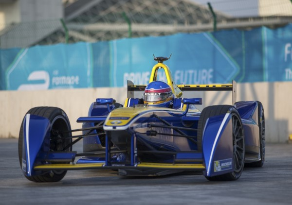 FIA Formula E Championship 2015/16. Beijing ePrix, Beijing, China. Friday session Beijing, China, Asia. Friday 23 October 2015 Photo: / LAT / FE ref: Digital Image _L2_3627