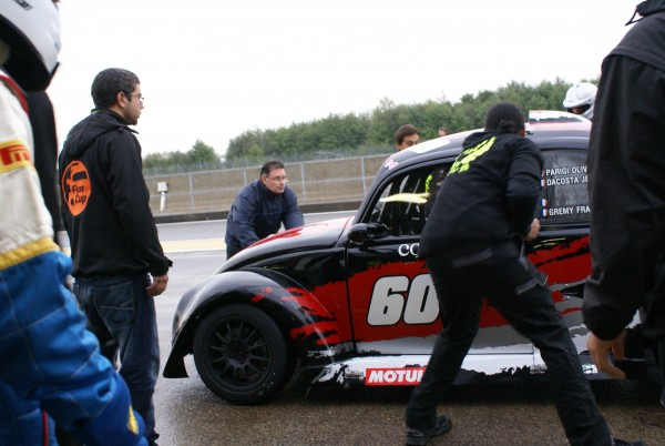 Funcup 2015 NOGARO Team DEFI PERFORMANCE