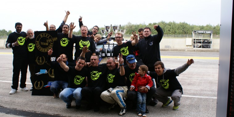 Funcup 2015 NOGARO Team DEFI PERFORMANCE-