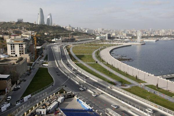 FIA GT Series 2013 Baku
