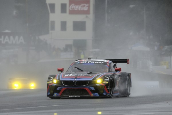 PETIT LE MANS 2015 La BMW Z4 SECONDE