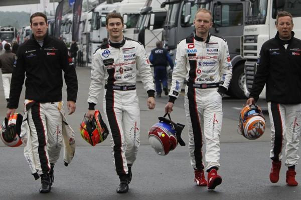 PORSCHE-CARRERA-CUP-2015-Les-quatre-pilotes-du-SEBASTIEN-LOEB-RACING