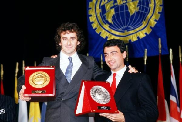 PROST-CHAMPION-DU-MONDE-1985-ALBORETO-a-la-FIA.