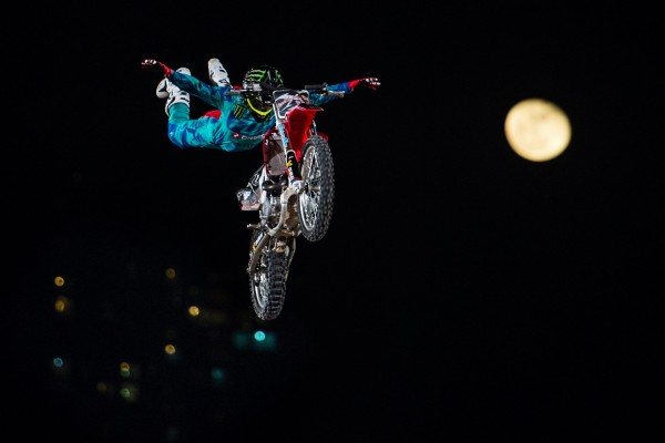 RED BULL X FIGHTER 2015 ABOU DHABI JOSH SHEEHAN