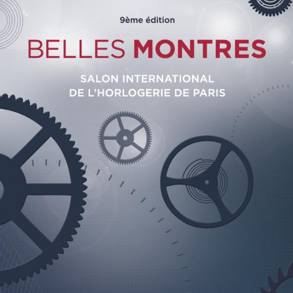 SALON DES BELLES MONTRES 2015