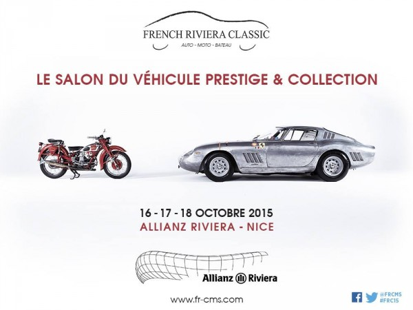 SALON FRENCH RIVIERA CLASSIC DE NICE 2015