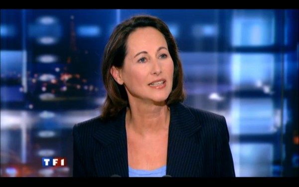 SEGOLENE ROYAL.