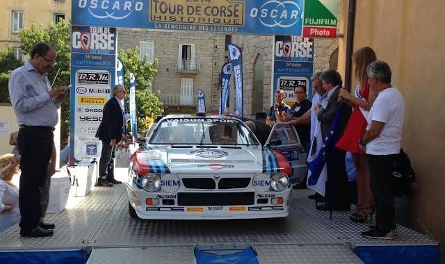 TOUR-DE-CORSE-HISTORIQUE-2014-La-LANCIA-037-Groupe-B-de-CHRISTOPHE-VAISON-et-PASCAL-DUFFOUR.