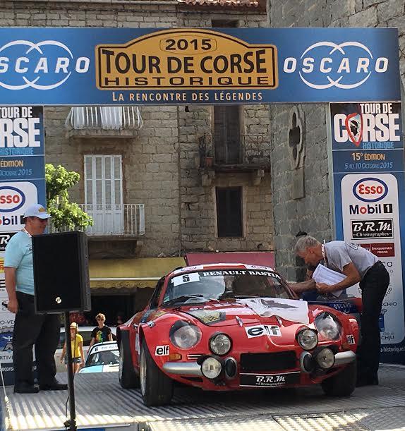 TOUR-DE-CORSE-HISTORIQUE-2015-BERLINETTE-ALPINE-A110-de-JEAN-PIERRE-MANZAGOL-et-MARC-MARIE-GUGLIELMI.