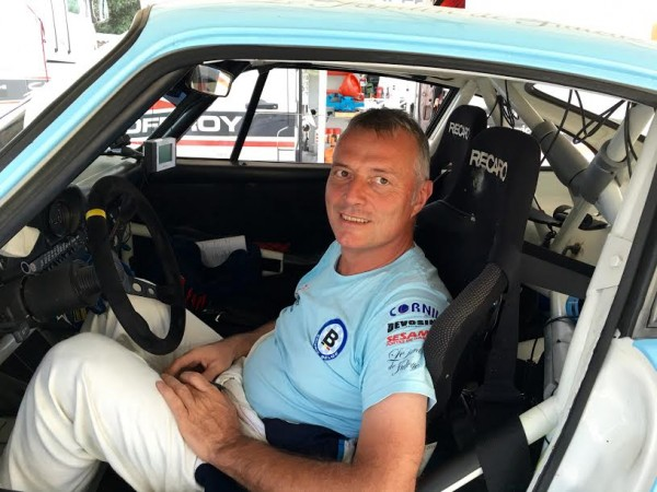 TOUR DE CORSE HISTORIQUE 2015 - CHRISTIAN KELDERS -PORSCHE 911 Photo AUTONEWSINFO