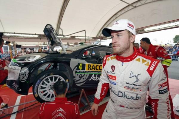 WRC 2015 ESPAGNE ASSISTANCE CITROEN MADS OSTBERG