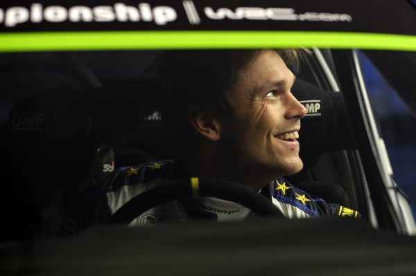 WRC 2015 ESPAGNE -Andreas MIKKELSEN L'INATTENDU VAINQUEUR