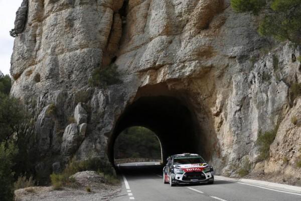 WRC-2015-ESPAGNE-La-DS3-CITROEN-de-MADS-OSTBERG.