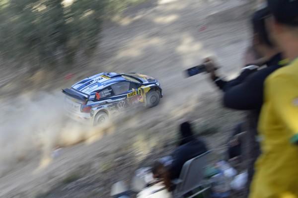 WRC 2015 ESPAGNE - La VW POLO de MIKKELSEN-FLOENE les grands vainqueurs ce dimanche 25 Octobre à SALOU