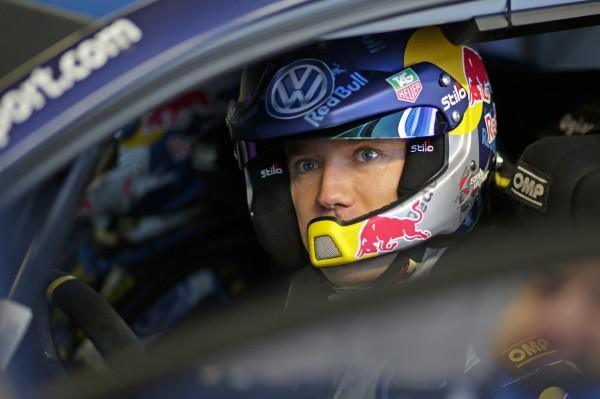 WRC 2015 ESPAGNE SEB OGIER portrait.