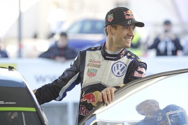 WRC 2015 ESPAGNE Team VW POLO SEBASTIEN OGIER.