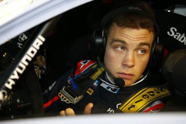 2015 World Rally Championship / Round 02 /  Rally Sweden // Worldwide Copyright: Hyundai Motorsport