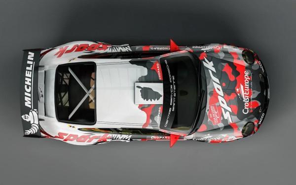 WRC 2015 TOUR DE CORSE La PORSCHE de ROMAIN DUMAS