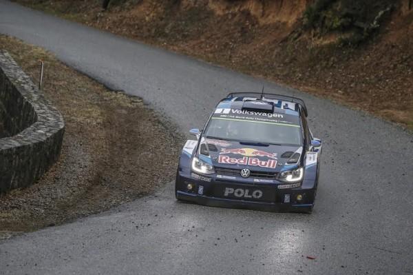 WRC 2015 TOUR DE CORSE DS3