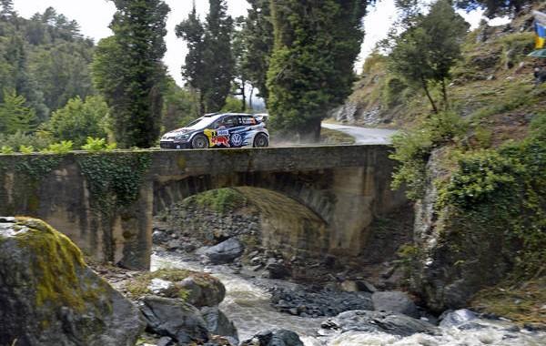 WRC 2015 TOUT DE CORSE  La VW POLO de Jari Matti LATVALA