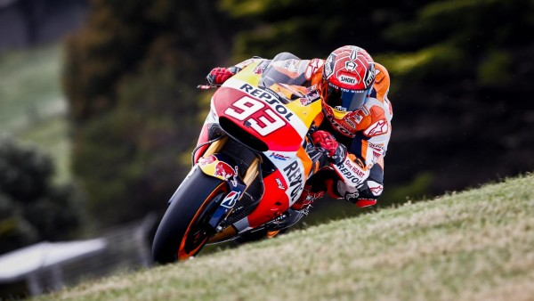MARQUEZ INCROYABLEMENT FORT