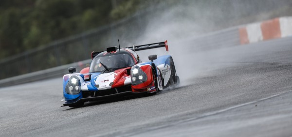 ELMS 2015 ESTORIL Grand debut de la LIGIER JSP3 du GRAFF