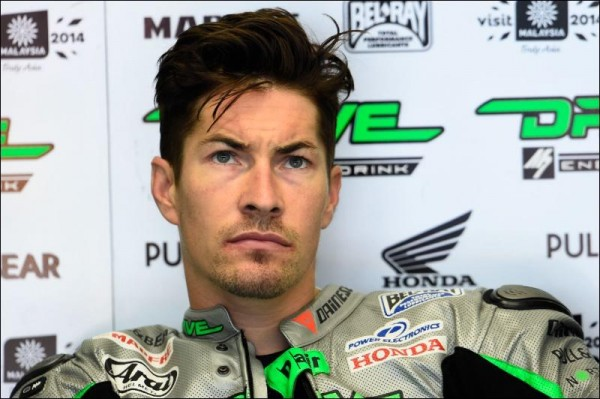 NICKY HAYDEN CHANGE D'HORIZON