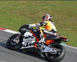 La future KTM de Grand Prix