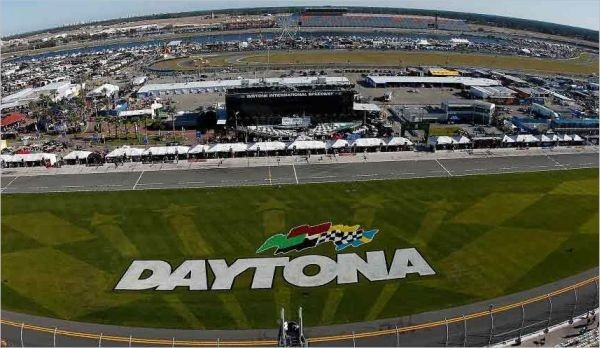 CIRCUIT DE DAYTONA BEACH