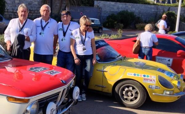 CORSE-2015-RALLYE-DES-10000-VIRAGES-Didier-MALGA-Anne-Valerie-BONNEL-les-vainqueurs-avec-l-equipage-second-Michel-CHABRAN-ET-Andre-GENIN