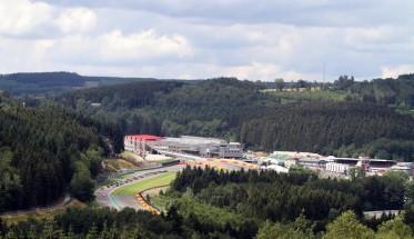 Circuit de Spa-Francorchamps et son cadre buccolique-© Manfred GIET