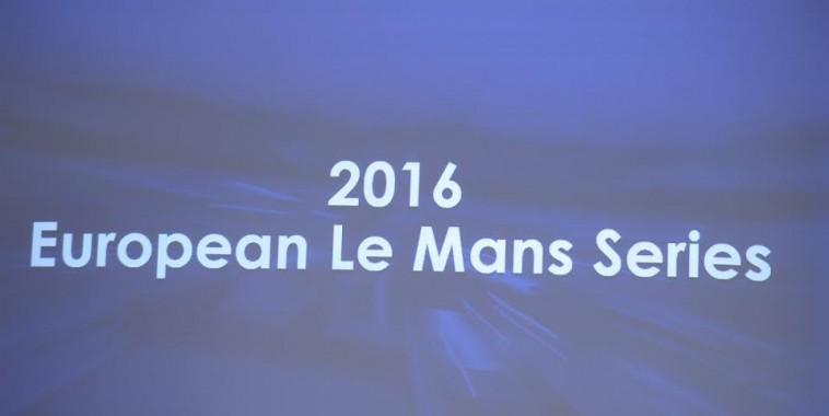 ELMS 2015  -  logo  - Photo Antoine CAMBLOR