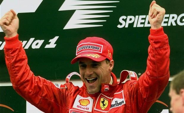F1  1999  - EDDIE IRVINE Scuderia FERRARI