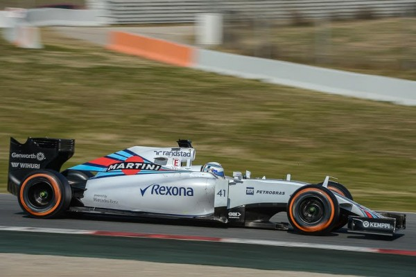F1-2015-Circuit-de-Barcelone-Catalunya-WILLIAMS-MERCEDES-Susie-WOLFF-Photos-Antoine-Camblor