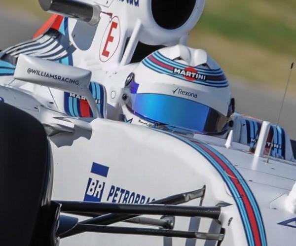 F1 2015 -SUSIE WOLFF - casque