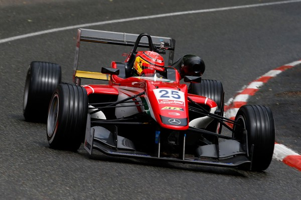 Lance Stroll - Prema Powerteam, Dallara F312 – Mercedes-Benz - Formulr 3 Europe - GP de Pau - 15 au 17. Mai 2015