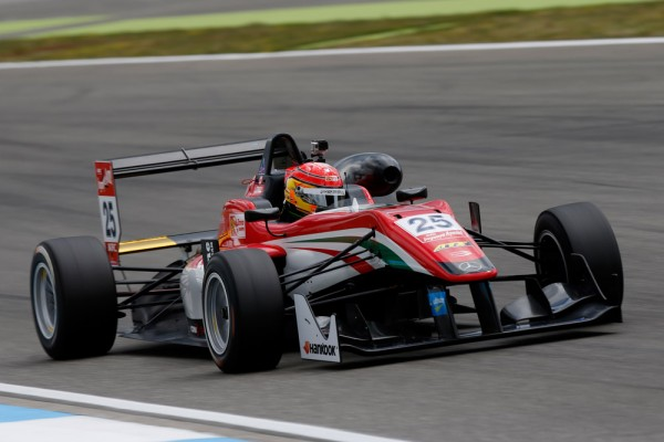 Lance Stroll - Prema Powerteam, Dallara F312 – Mercedes-Benz - Formulr 3 Europe - HOCKENHEIM 2015