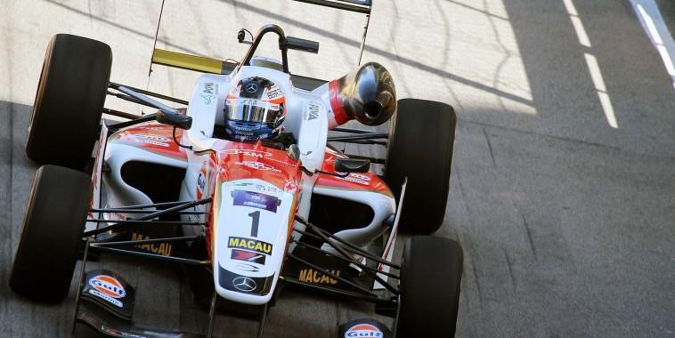 F3 MACAO -  FELIX ROSENQVIST Equipe THEODORE Racing  --