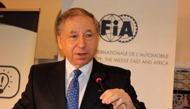 FIA 2015 Congres en mai a TUNIS Jean TODT