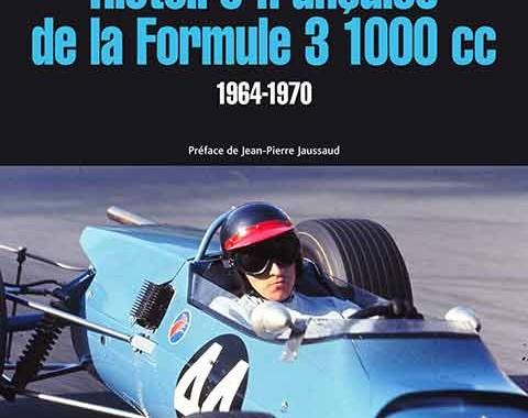 LIVRE HISTOIRE FRANCAISE DE LA FORMULE 3 -