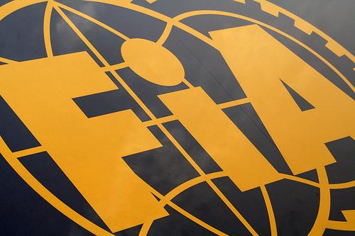LOGO de la FIA