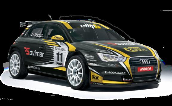 Le-Belgian-Audi-Club-Team-WRT-avec-deux-A1-quattro-dans-le-Trophée-Andros-