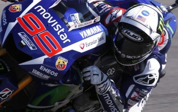 MOTO GP 2015 INDIANAPOLIS  JORGE LORENZO - Team YAMAHA FACTORY